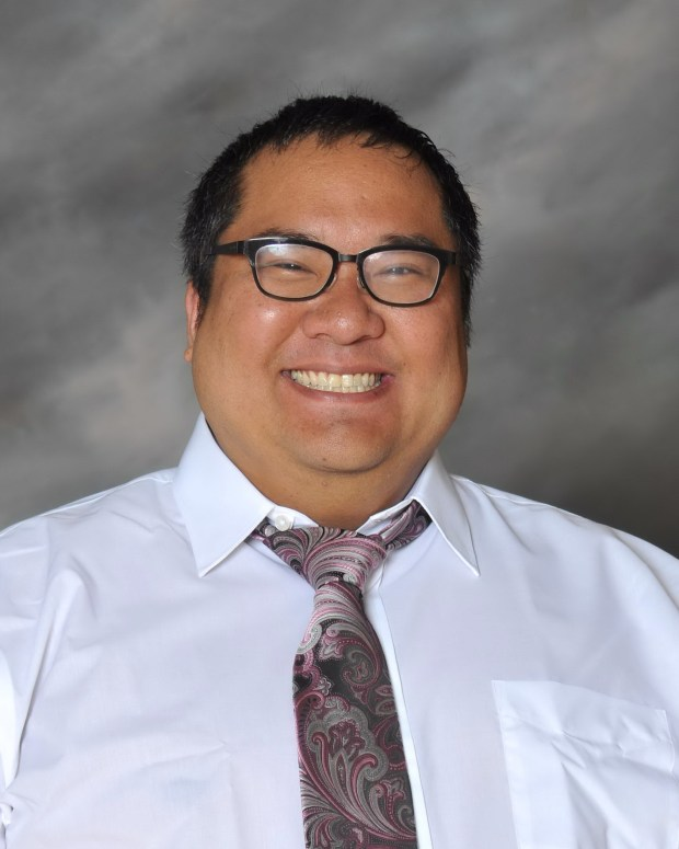 Daniel Vu teaches vocal music at Orange Lutheran High School. (Photo courtesy of Orange Lutheran High School)