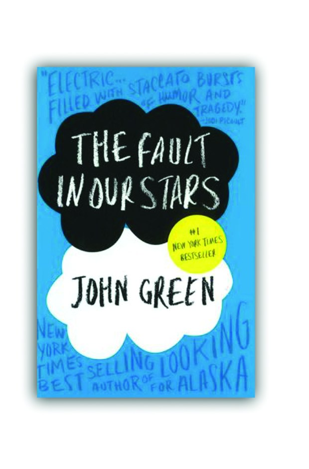 """The Fault in Our Stars"" was removed from the Riverside Unified School District's middle school libraries in September 2014 after a parent complaint spurred a panel to review the book."