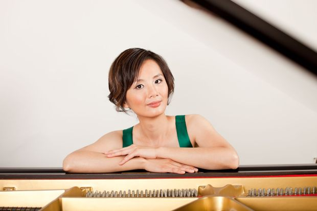 Judy Huang teaches piano and chamber music at the Orange County School of the Arts. (Photo courtesy of OCSA)