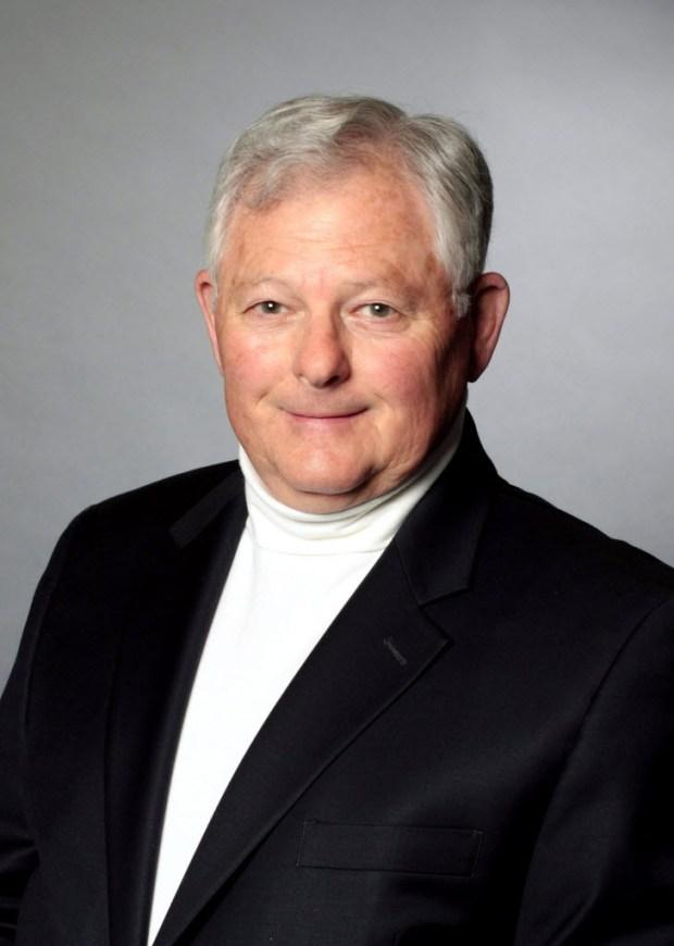 Howard Katz, chairman of the Riverside County Democratic Party.