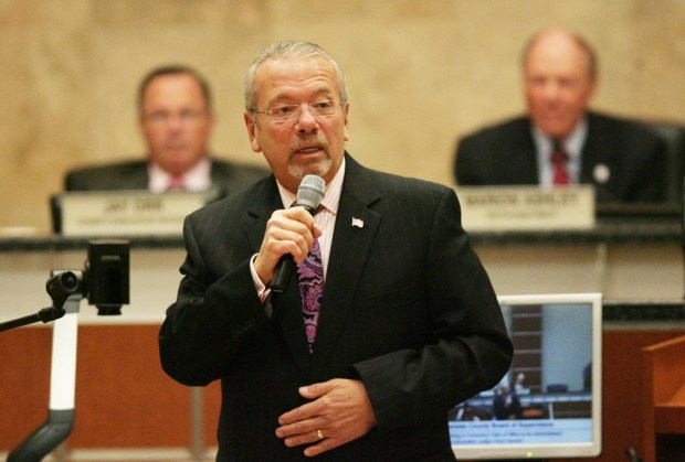 Riverside County Supervisor John Tavaglione. (File photo by Stan Lim, The Press-Enterprise/SCNG).