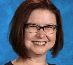Vanessa Montgomery teaches theater arts at Loara High School. (Photo courtesy of Loara High School)