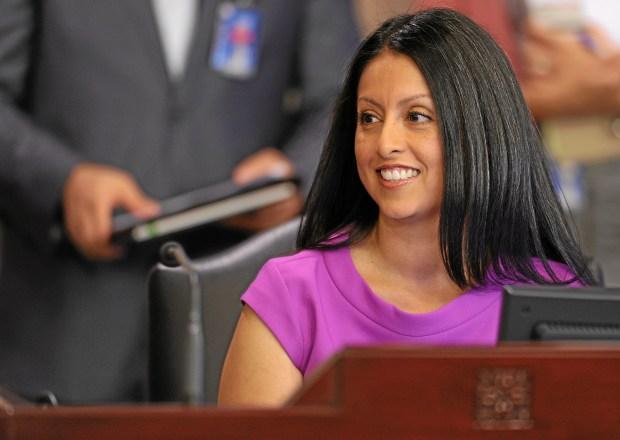 LA City Councilwoman Nury Martinez (File photo by John McCoy/Los Angeles Daily News)
