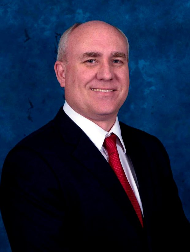 Gary McBride on Tuesday, Oct. 17, was appointed new San Bernardino County chief executive officer by the Board of Supervisors. He begins Nov. 25. (Courtesy of San Bernardino County)