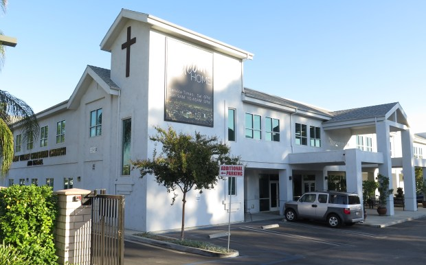 Find A Religious Experience In The San Fernando Valley Jan - 26 feb