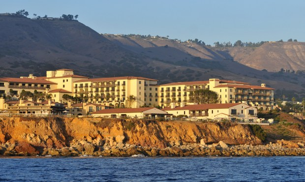 Two employees at Terranea Resort filed a class action suit alleging the resort's parent company failed to adequately pay employees for time worked. - (SCOTT VARLEY/Daily Breeze, SCNG)