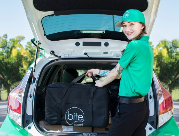 Bite Squad purchased 17 food delivery services including one in Brea. (Courtesy Bite Squad)