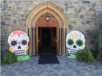 Dia de Los Muertos at Fairhaven Memorial Park. Photo courtesy of Fairhaven.