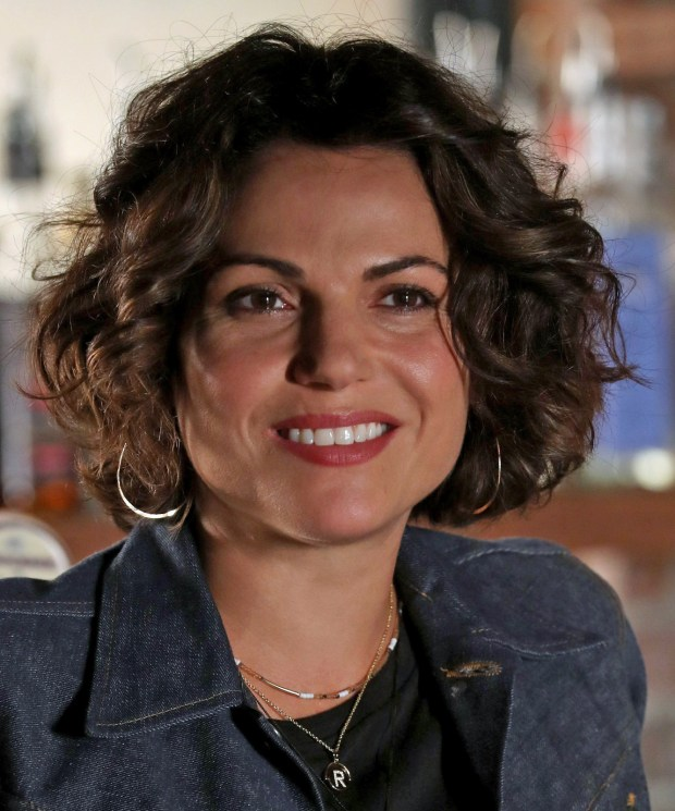 "Lana Parrilla of ABC's ""Once Upon a Time."""