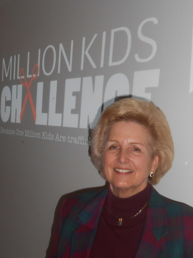 Opal Singleton, has provided human trafficking awareness training to thousands of school administrators, government officials, clergy and civic leaders. She is set to speak at a human trafficking conference in Redlands on April 14, 2018. (Staff file photo)