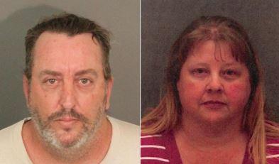Michael Cohan and Melissa Dillon (Photos courtesy of Corona Police Department)