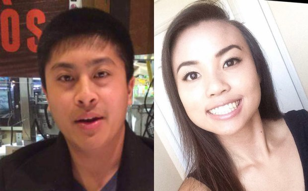 Gilbert Orbeso, father of Joseph Orbeso, 21, said he believes his son and Rachel Nguyen, 20, were the pair found dead in Joshua Tree National Park on Sunday, Oct. 15, 2017. (Southern California News Group)