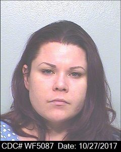 Jaimee Hammer, 28.Photo courtesy California Department of Corrections and Rehabilitation.