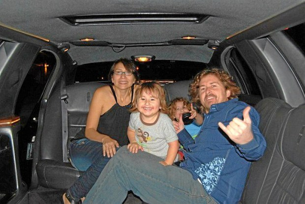 Joseph McStay, 40, his wife Summer, 43, and their two sons, Gianni, 3, and Joseph, 3, were discovered dead in shallow graves just north of Victorville on Nov. 11, 2013. — Courtesy Photo