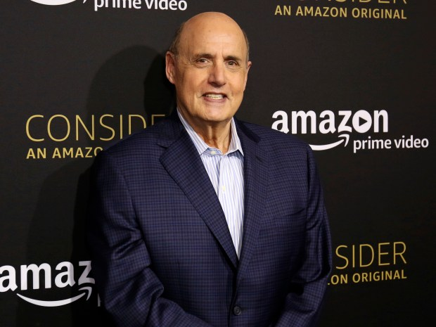 Jeffrey Tambor leaving 'Transparent' in wake of sexual-harassment allegations