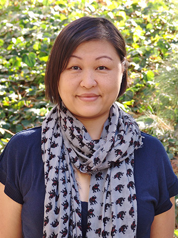 Yuying Tsong, Cal State Fullerton associate professor in human services, specializes in eating disorders and Asian American psychology. (Photo courtesy of Cal State Fullerton)