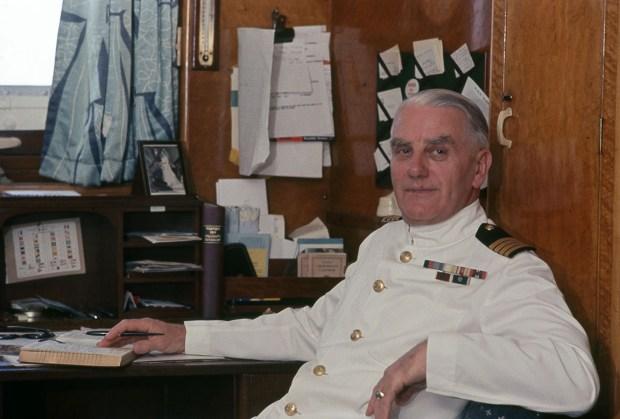 Capt J. Treasure Jones. courtesy of Urban Commons