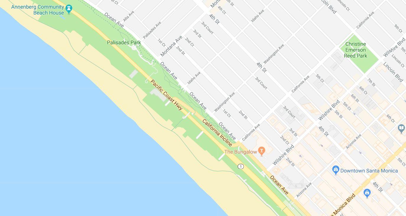 Pedestrian killed on PCH in Santa Monica Daily News