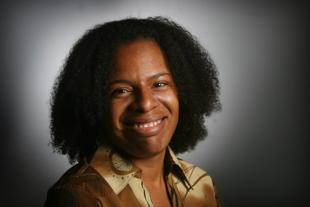 San Bernardino poet and teacher Nikia Chaney is literary laureate of the Inlandia Institute.