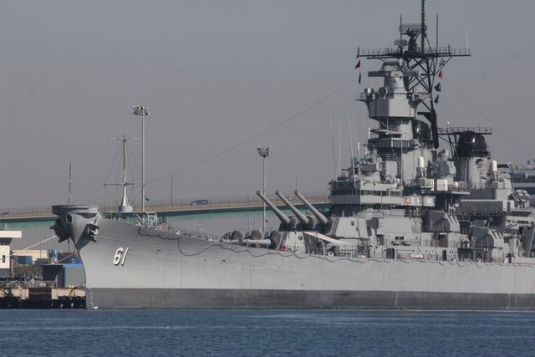 Why an idea is being floated to move the USS Iowa in San