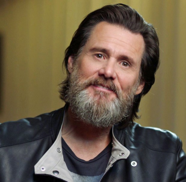 'Jim & Andy' almost seems like it's a put-on about Jim Carrey's Andy Kaufman film