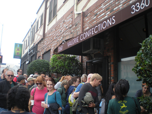 Valerie Confections will be one of the many spots where people can stop for a break during the Great Los Angeles Walk Nov.18. Photo courtesy Great Walk
