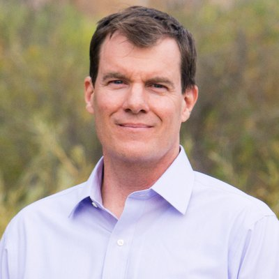 Scott McVarish is a candidate for Congress in California's District 25. (Courtesy photo)