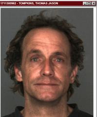 Thomas Jason Tompkins (Photo courtesy of San Bernardino County Sheriff's Department)