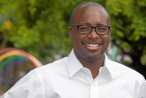 Marqueece Harris-Dawson represents Los Angeles' 8th Council District. (Courtesy photo)