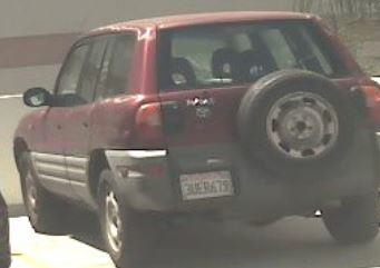 Ashot Markarians, 57, is believed to be driving a 1997 four-door maroon Toyota RAV4, license number 3UER679. He was last seen Dec. 6, 2017, at a relative's home in Glendale. (Image courtesy of the Glendale Police Department)