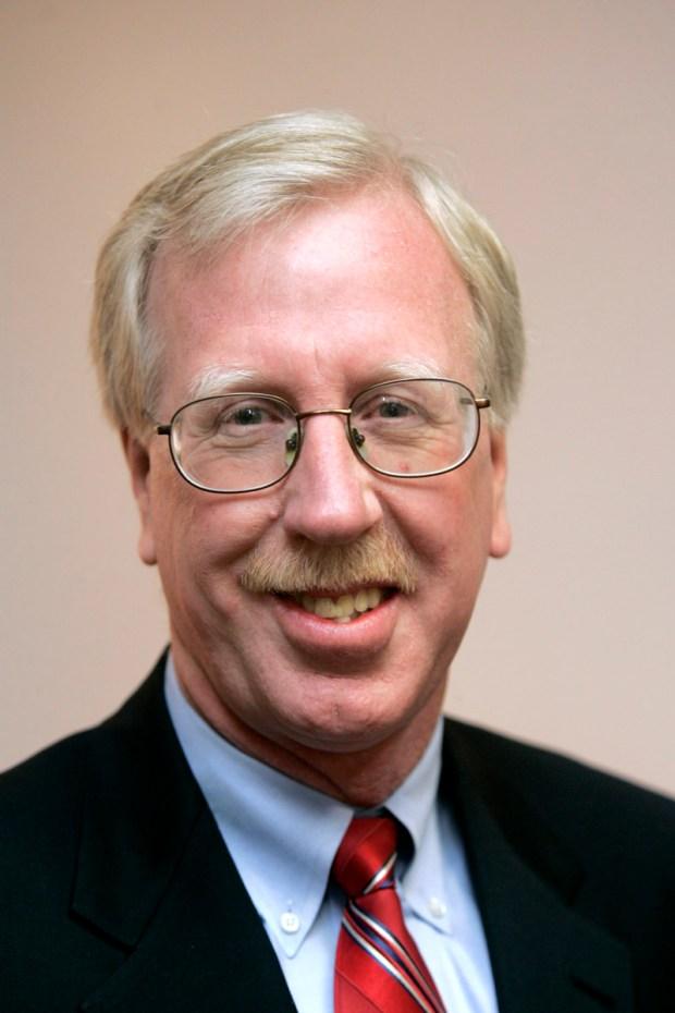 Whittier Mayor Joe Vinatieri is seeking re-election.