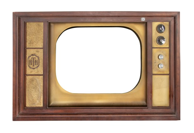 "A ""TV prop"" from the lobby of the former Tower of Terror attraction at Disney California Adventure sold for $13,800 at auction Dec. 16, 2017. Photos and descriptions courtesy of Van Eaton Galleries, Sherman Oaks, CA)"