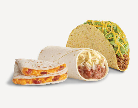 Del Taco's Buck & Under menu is expanding. (Photo courtesy Del Taco)