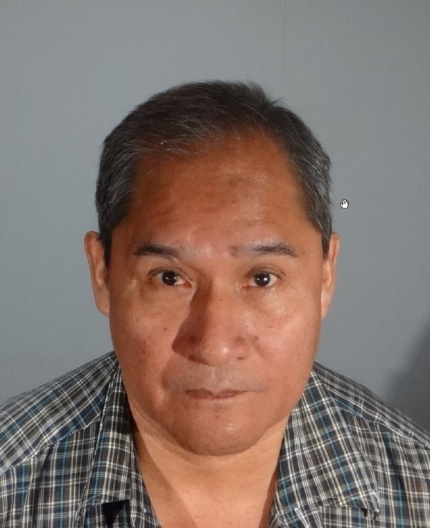 Adolfo Santiago, 58, of Pasadena. (Courtesy, Pasadena Police Department)