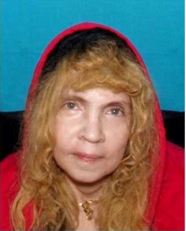 Sheila Wallace, 64, was reported missing Dec. 29, 2017. Her last known residence was 74 S. Allen Ave. in Pasadena. (Courtesy of the Pasadena Police Department)