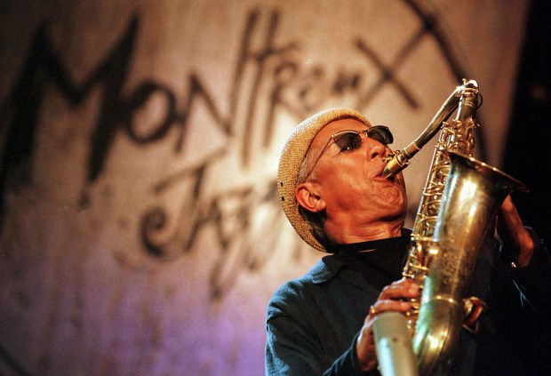 Legendary jazz musician and saxophone player Charles Loyd will perform alongside the Marvels with Lucinda Williams, the Ramsey Lewis Quartet, Tower of Power, Kneeboy and many more at the 2018 Playboy Jazz Festival held Saturday, June 9- Sunday, June 10 at the Hollywood Bowl in Los Angeles. (Photo by Martial Trezzini, Associated Press)