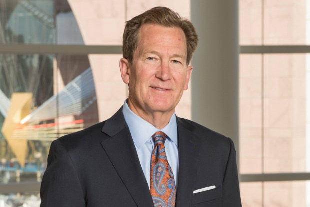 Cal State Fullerton alum Mark C. Perry has been elected chairman of the board of Segerstrom Center for the Arts. (Photo courtesy of Doug Gifford)