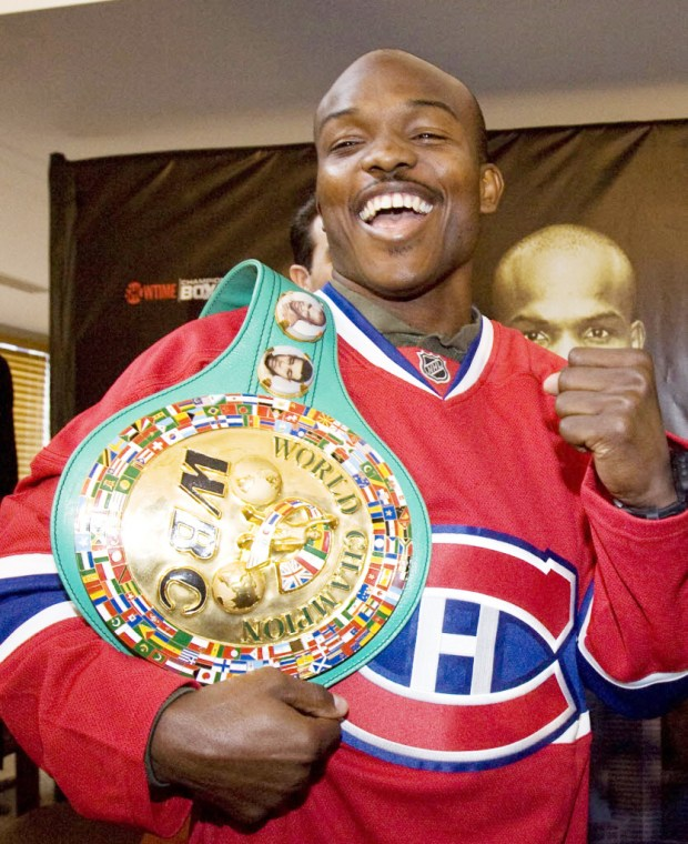 Tim Bradley is a former boxer who defeated Manny Pacquiao in 2012. Bradley and his wife opened their first Hawaiian restaurant in Rancho Mirage last year and are planning to open a second in Palm Springs before the Cabazon restaurant. (File photo)