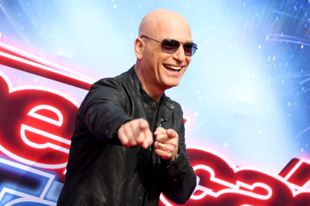 "In 2016, Howie Mandel arrives at the ""America's Got Talent"" Season 11 Red Carpet Kickoff at the Pasadena Civic Auditorium in Pasadena, Calif. (Photo by Rich Fury/Invision/AP)"