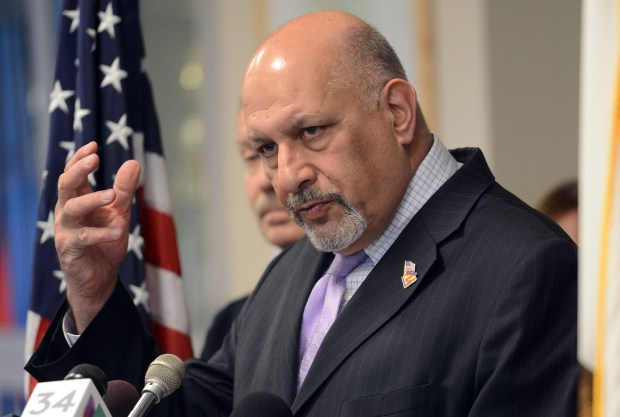 Former Los Angeles City Councilman Dennis Zine (File photo by Hans Gutknecht/Daily News/SCNG)