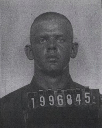 Lance Semkus joined the Marines Corps in September 1962. (Courtesy of the National Archives)