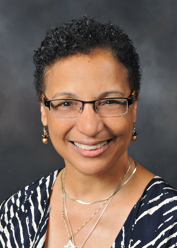 Jan Collins-Eaglin, senior associate dean of students for wellness and personal success at Pomona College.