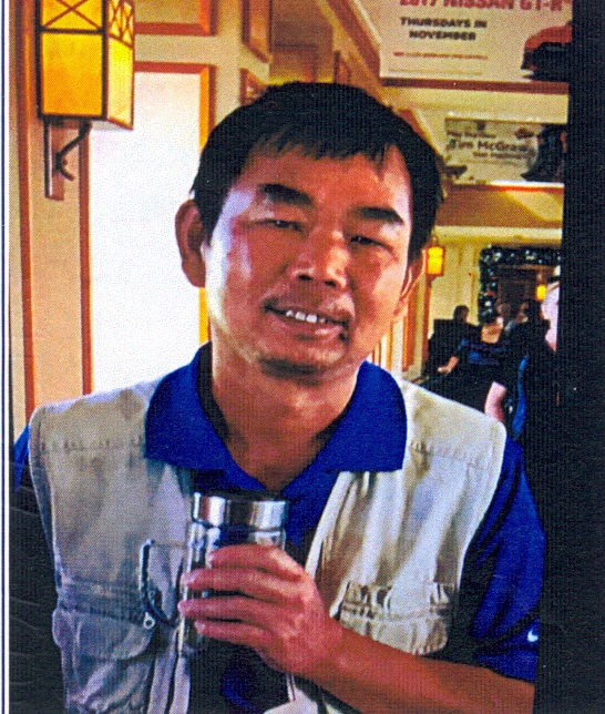 Zhongming Lin, 48, of Alhambra. (Courtesy, Alhambra Police Department)