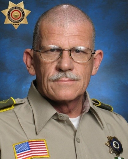 "San Bernardino County Sheriff's Deputy Lawrence ""Larry"" Falce, 70, of San Bernardino, died Tuesday, Jan. 2, 2018, two days after he was assaulted by someone following an off-duty car crash. (Photo courtesy of San Bernardino County Sheriff's Department)"