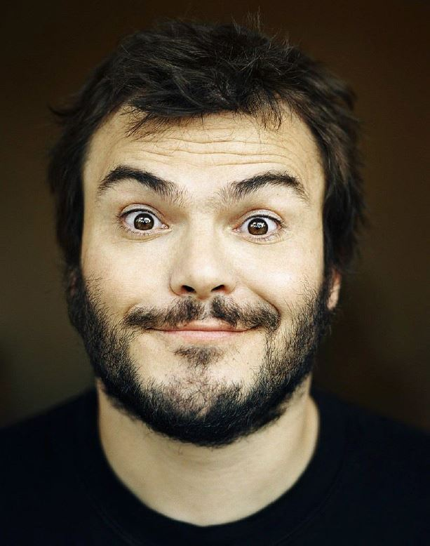 Jack Black hosts My Friend's Place 30th Annual Gala at the Hollywood Palladium on April 7. (Photo by Blake Little)