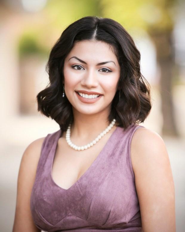 Miss Tustin 2018 contestant Lorena Cruz