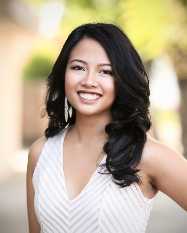 Miss Tustin 2018 contestant Maaikee Kiyoe Pronda