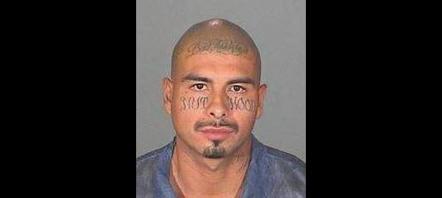 Lancaster gang member David Cruz Ponce, 37, faces the death penalty Thursday, Feb. 15, 2018, when he is slated to be sentenced in the killing of four people at a Long Beach homeless encampment in 2008 and a man near Lancaster in 2009.