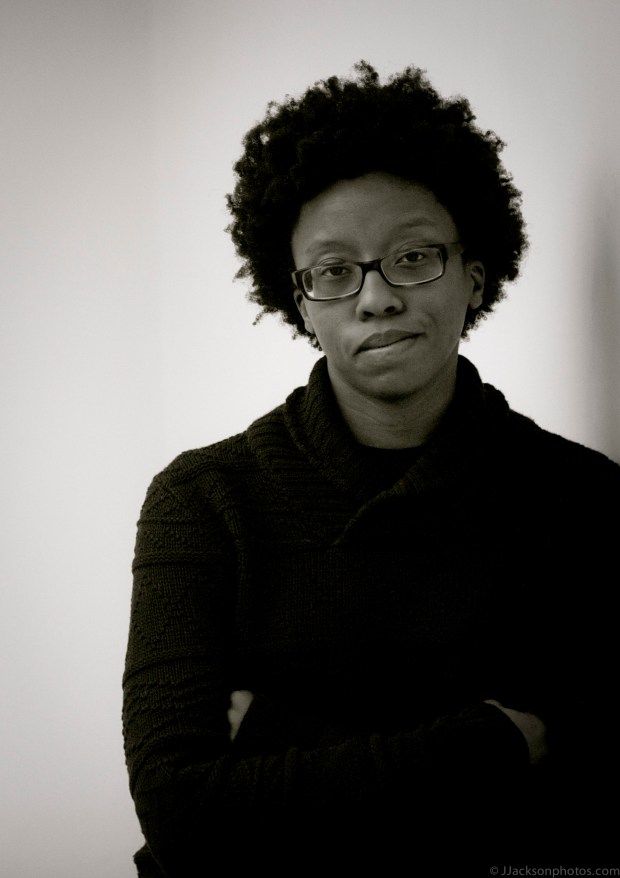 "Donika Kelly is the 2018 winner of the Kate Tufts Discover Award for her poetry collection ""Bestiary."" (Photo by John Jackson)"
