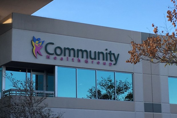 Community Health Group, with $1.2 billion in annual revenue, had a profit margin of 19 percent in 2016, the highest of any Medicaid insurer in California and more than six times the industry average. (Chad Terhune/California Healthline)